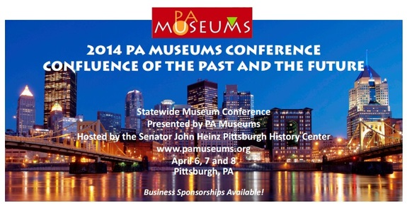 PA Museums Conference 2014