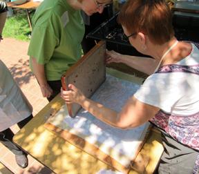 Craft Camp at Locust Grove