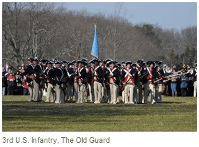 "3rd U.S. Infantry, ""The Old Guard"""