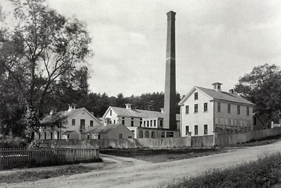 Haywardville Rubber Works