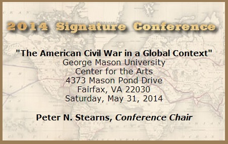 The American Civil War in a Global Context 21014 Signaturee Conference