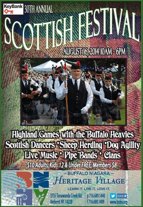 30th Annual Scottish Festival