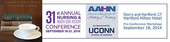 31st Annual Nursing and History Health Care Research Conference