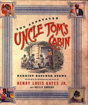 book cover Uncle Tom's Cabin