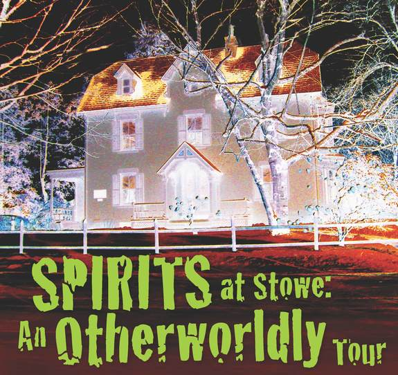 Spirits at Stowe Tour