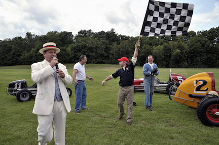 The Race of the Century at the Collings Foundation in Stow, Massachusetts