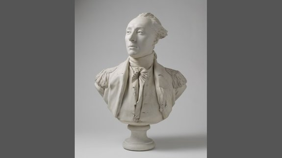 Lafayette: An American Icon — Gallery Talk with the Curator