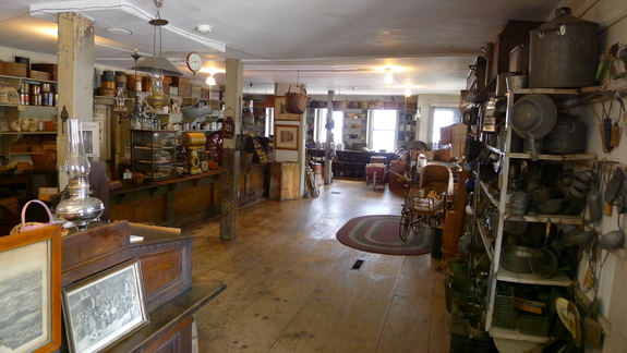 The E.N. Jenckes Dry Goods Store Museum, owned by the Douglas Historical Society