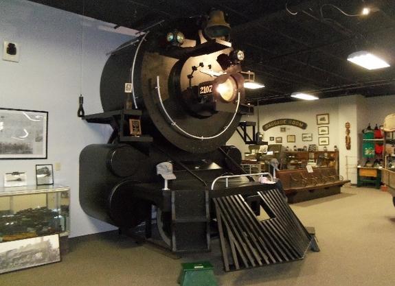 Picture of Replica Engine #2107