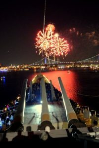 Battleship New Jersey The History List