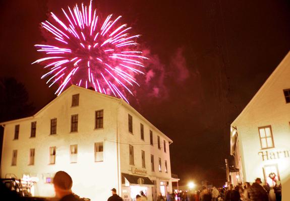 Harmony's Silvester Celebration Harmony, Pennsylvania The History List