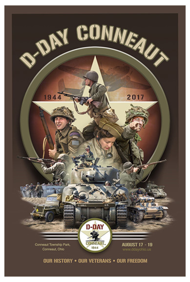 D-Day Conneaut