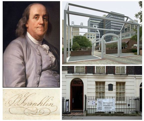 Ben-Franklin-Court-and-Ben-Franklin-house-and-signature