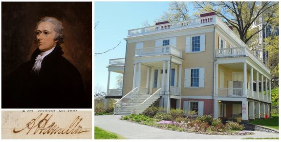 Alexander-Hamilton-Grange-and-signature