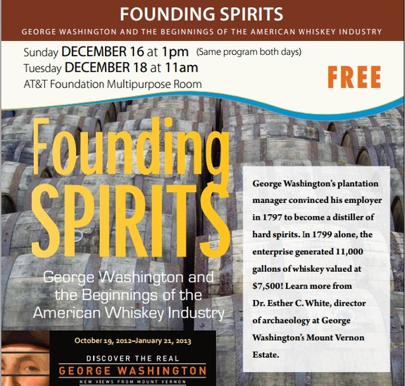 Founding Spirits: George Washington and the Beginnings of the