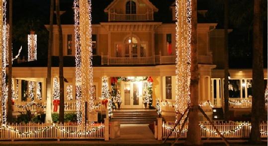 Burroughs Home & Gardens - lights