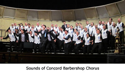 Sounds of Concord Barbershop Chorus